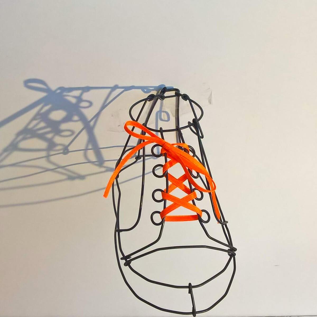 Baskets petit modèle
